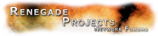 Renegade Projects Network Forums